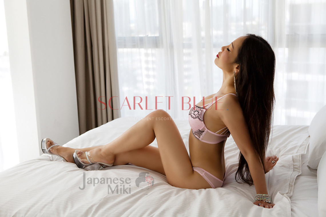 Japanese Miki - Private Escort Brisbane