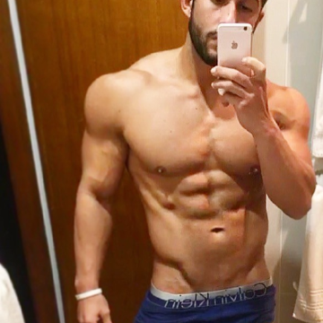 Selfie Pics from Cristian - Private Escort Sydney