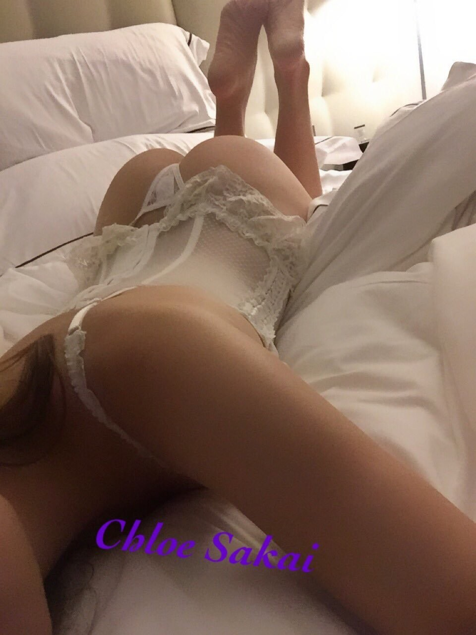 Selfie Pics from Chloe Sakai - Private Escort Melbourne