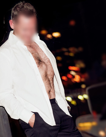 Australia Wide independent private Male escort - Damian Hart