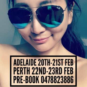 Melbourne, Sydney, Brisbane, Hong Kong, Singapore Escort - Queenie Pearl