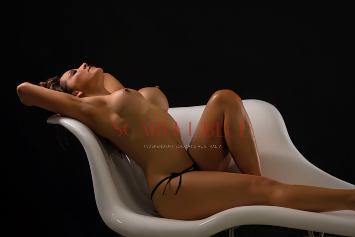 Clients favourite image for the review of Miss Frankie Stone - Brisbane Escort